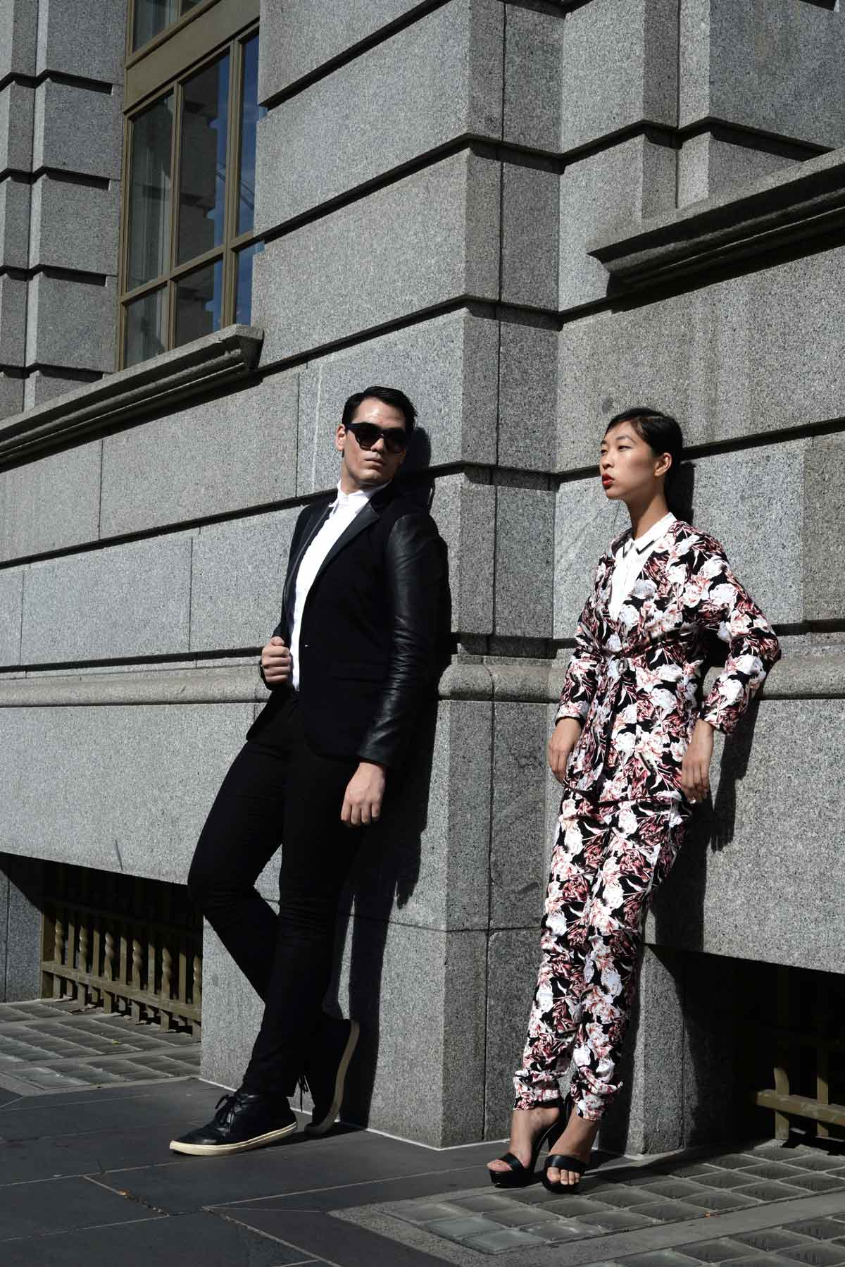street style, blogging duo, zhang pasi