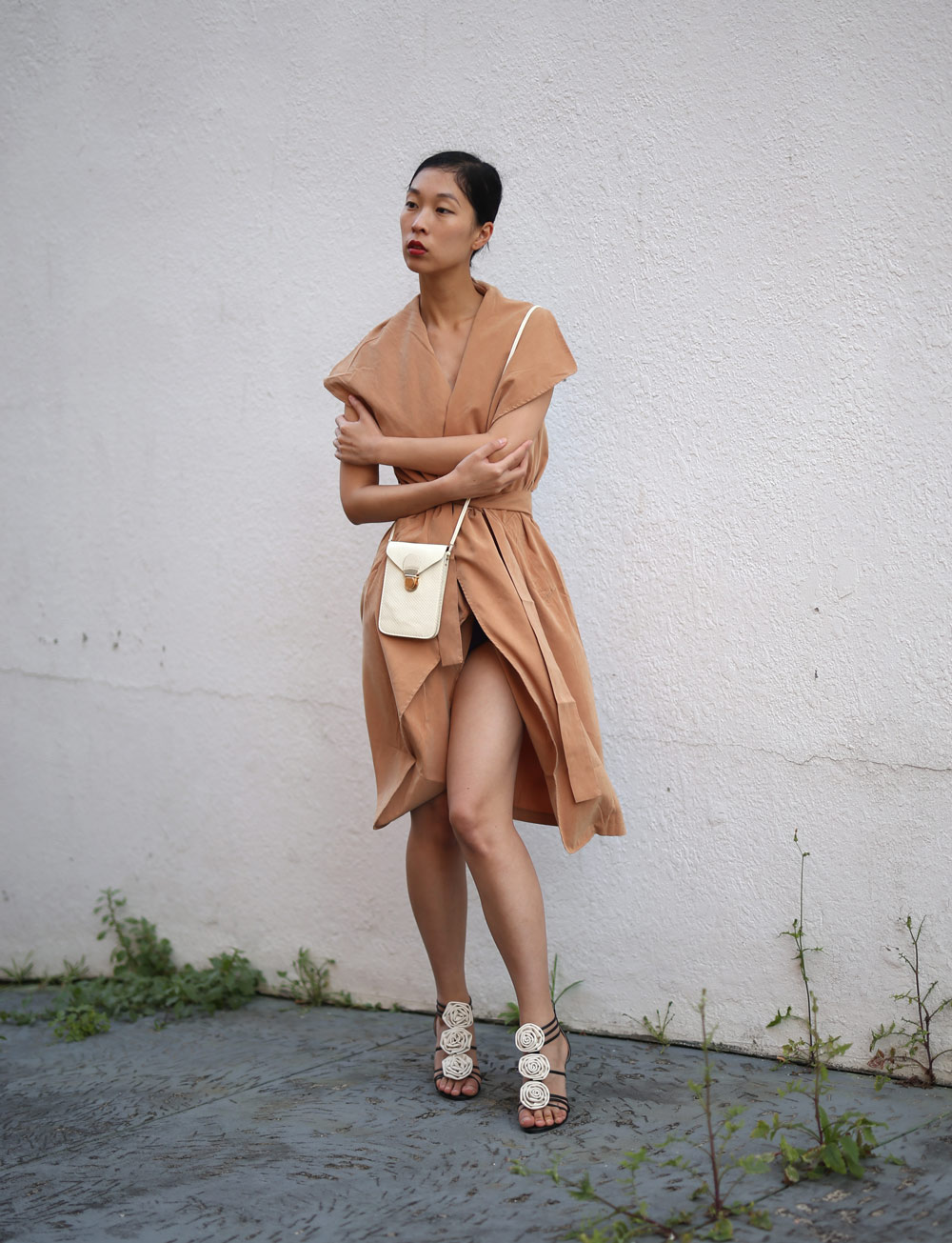 camel coat, fashion blogger